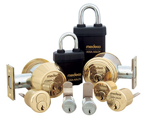 High Security Locks